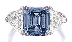 Auction Sotheby's HK octobre 2014 diamant bleu BusBy Jewelry