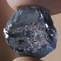 Blue diamond 29.62 cts Petra Diamonds BusBy Jewelry
