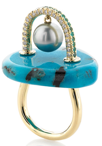 AGTA SPECTRUM AWARDS 2015 Ion Ionescu BusBy Jewelry