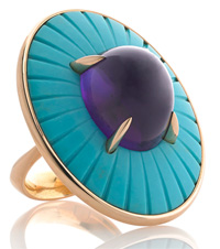 AGTA SPECTRUM AWARDS 2015 Jennifer Rabe Morin BusBy Jewelry