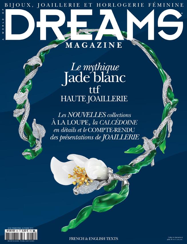 BusBy Jewelry dans Dreams, magazine de joaillerie