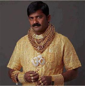 Datta Phuge notre riche indien