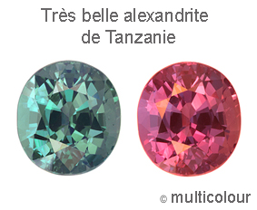 Photo Alexandrite busby