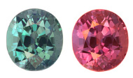 alexandrite couleur