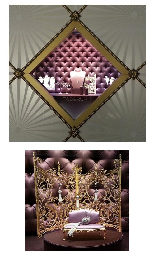 Foire de Basel 2014 Horlogerie et joaillerie chez Fabergé BusBy Jewelry