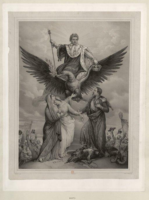 Symbole et gravure de l'aigle pour la Twist, la bague réversible et personnalisable de BusBy Jewelry