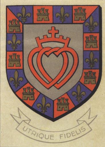 Symbole et gravure du double coeur pour la Twist, la bague réversible et personnalisable de BusBy Jewelry