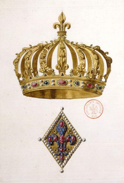 Symbole et gravure d'une couronne pour la Twist, la bague réversible et personnalisable de BusBy Jewelry