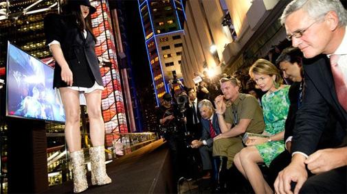 La paire de bottes la plus chère du monde et Yi Zhou