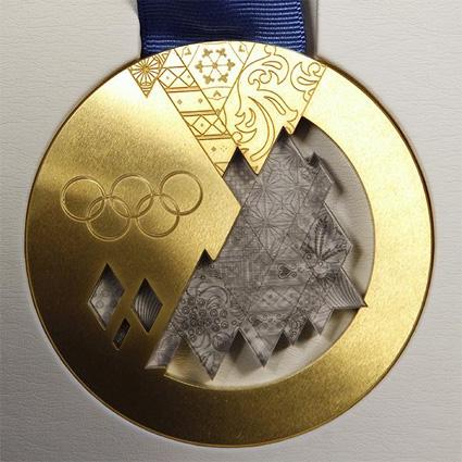 Les JO de Stochi et les medailles olympiques BusBy Jewelry