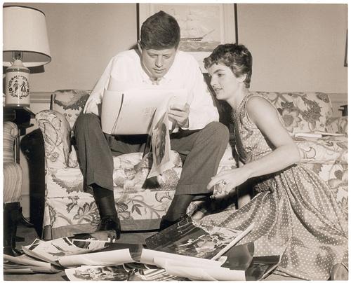 JFK et Jackie