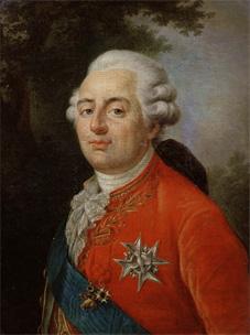 l'affaire du collier Louis XVI portrait