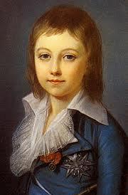 l'affaire du collier : Louis XVII