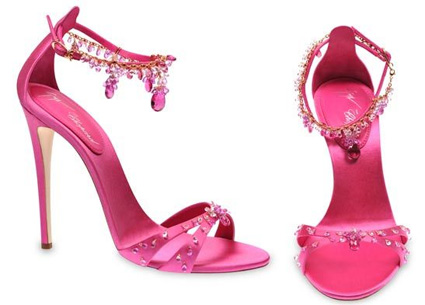 Chopard Shoes BusBy Jewelry