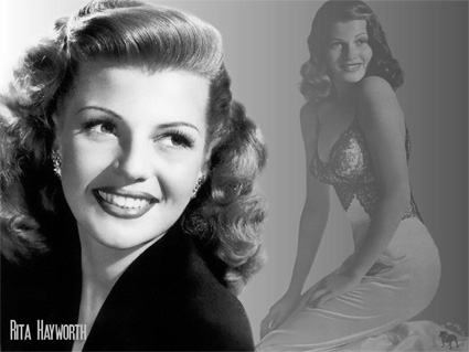 Rita Hayworth BusBy Jewelry