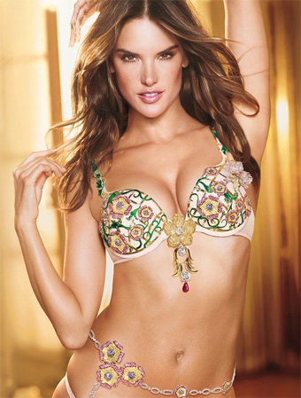 Victoria Secret the floral fantasy bra Busby Jewelry
