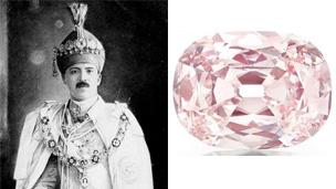 Le Nizam et le Princie BusBy