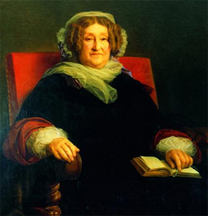 Madame Barbe-Nicole Clicquot-Ponsardin, dit la Veuve Clicquot